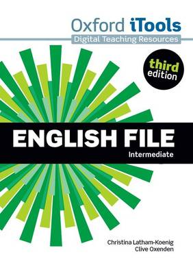 English File third edition: Intermediate: iTools by