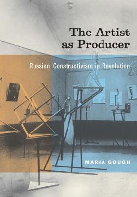 Artist as Producer book