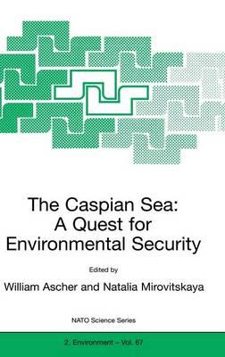 Caspian Sea by William Ascher