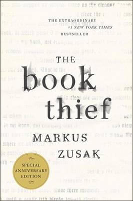 Book Thief (Anniversary Edition) book