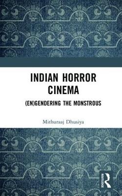 Indian Horror Cinema book
