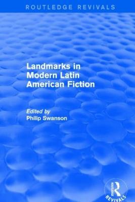 Landmarks in Modern Latin American Fiction book