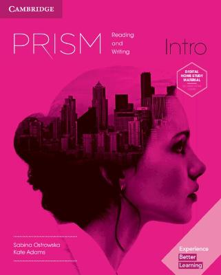 Prism Intro Student's Book with Online Workbook Reading and Writing book