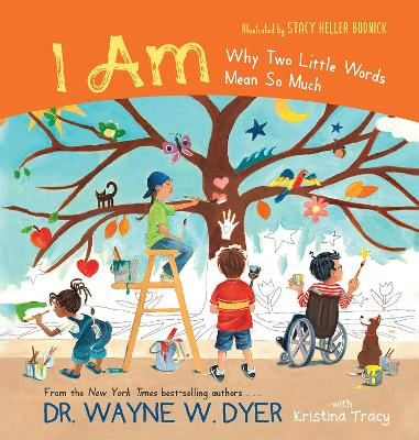 I AM: Why Two Little Words Mean So Much by Kristina Tracy