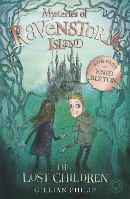 Mysteries of Ravenstorm Island: The Lost Children book