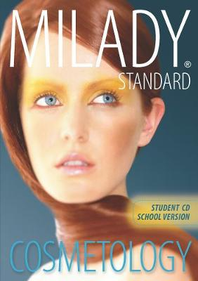 Student CD for Milady Standard Cosmetology 2012 (School Version) by Milady