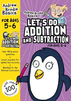 Let's do Addition and Subtraction 5-6 by Andrew Brodie