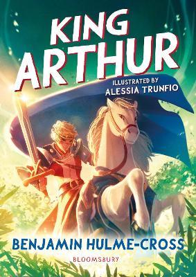 King Arthur by Benjamin Hulme-Cross