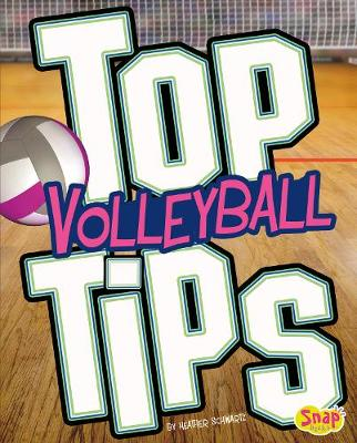 Top Volleyball Tips book