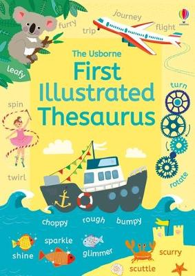 First Illustrated Thesaurus by Jane Bingham
