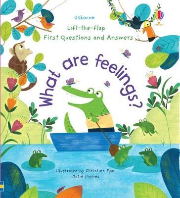 First Questions and Answers: What are Feelings? book