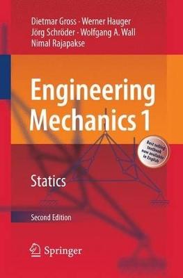 Engineering Mechanics 1: Statics by Dietmar Gross