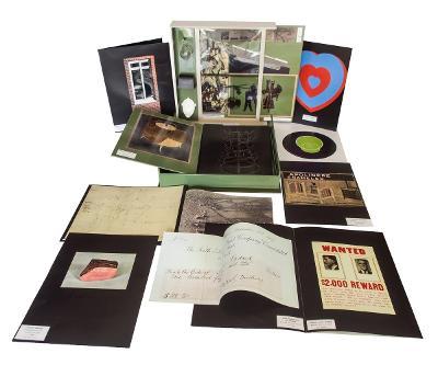 Museum in a box: Marcel Duchamp book