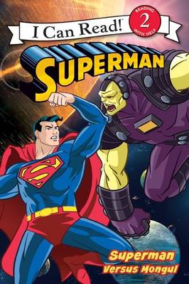 Superman Classic: Superman Versus Mongul book