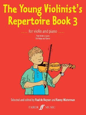 Young Violinist's Repertoire by Paul de Keyser