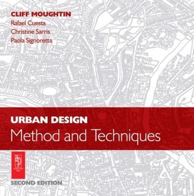 Urban Design: Method and Techniques by Rafael Cuesta
