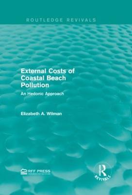 External Costs of Coastal Beach Pollution by Elizabeth A. Wilman
