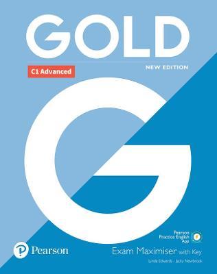 Gold C1 Advanced New Edition Exam Maximiser with Key book