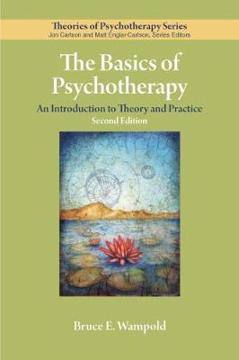 The Basics of Psychotherapy: An Introduction to Theory and Practice by Bruce E. Wampold
