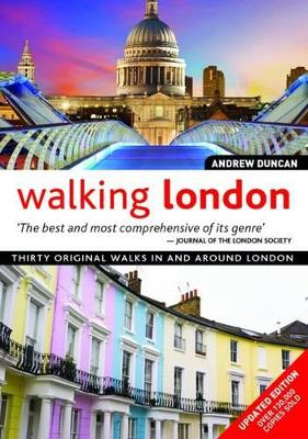 Walking London, Rev Edn by Andrew Duncan