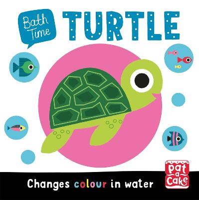 Bath Time: Turtle book