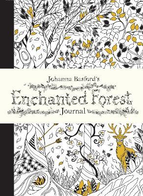 Johanna Basford's Enchanted Forest Journal by Johanna Basford