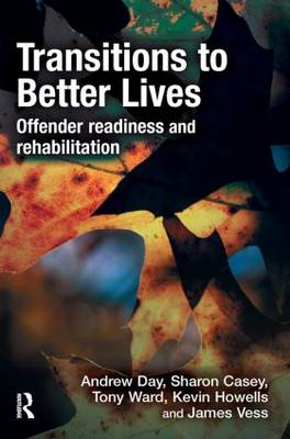 Transitions to Better Lives by Tony Ward