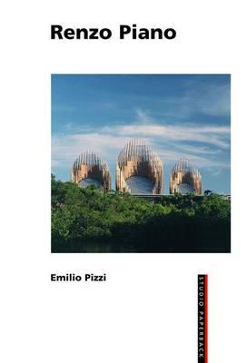 Renzo Piano by Emilio Pizzi