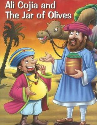 Ali Cojia & the Jar of Olives book