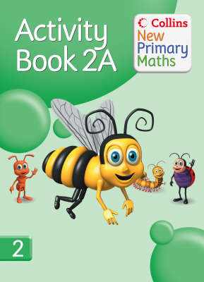 Activity Book 2A by Peter Clarke
