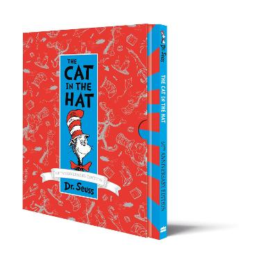 Cat in the Hat Slipcase edition by Dr Seuss
