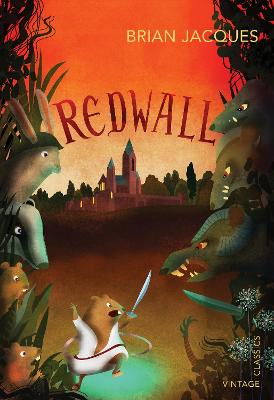Redwall book