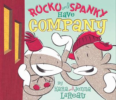 Rocko and Spanky Have Company book
