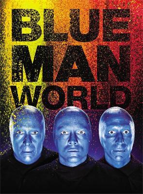 Blue Man World book