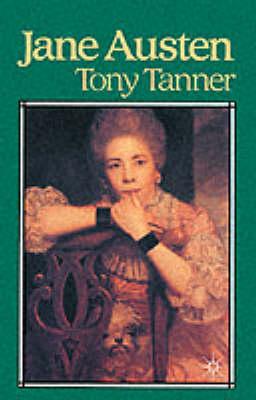 Jane Austen by Tony Tanner