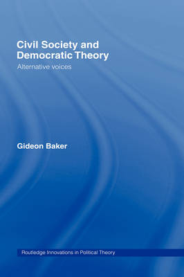 Civil Society and Democratic Theory book
