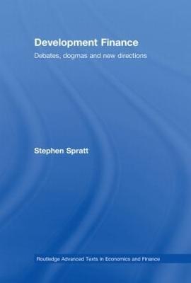 Development Finance book