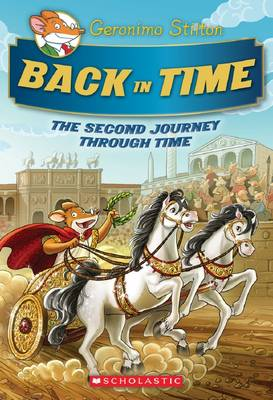 Back in Time by Geronimo Stilton