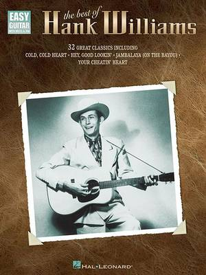 The Best of Hank Williams by Hank Williams