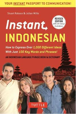 Instant Indonesian by Stuart Robson