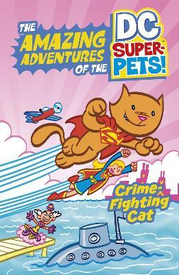Crime-Fighting Cat by Steve Korte