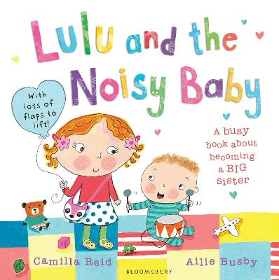 Lulu and the Noisy Baby book