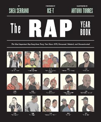 Rap Year Book, The by Shea Serrano