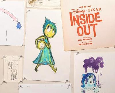 Art of Inside Out by Amy Poehler