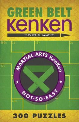 Green Belt KenKen (R) by Tetsuya Miyamoto