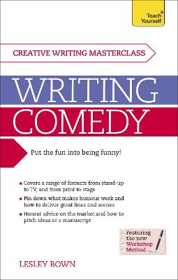 Writing Comedy book
