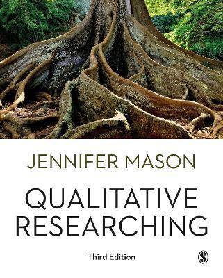 Qualitative Researching book