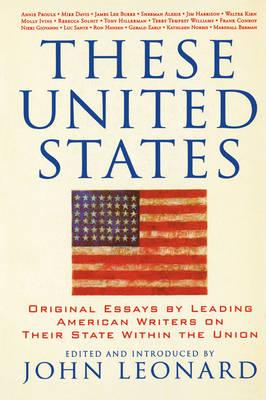These United States by John Leonard
