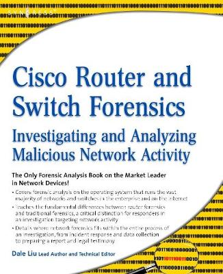 Cisco Router and Switch Forensics book