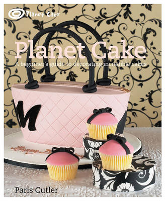 Planet Cake by Paris Cutler